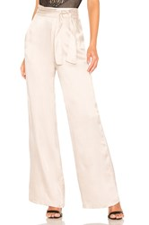 Lovers Friends Ariana Pant Beige