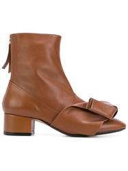 N 21 No21 Ankle Boots Women Leather 37 Brown