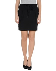 Ermanno Scervino Scervino Street Knee Length Skirts Black