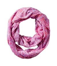 Bcbgeneration Decked Out Sparkle Raspberry Scarves Pink