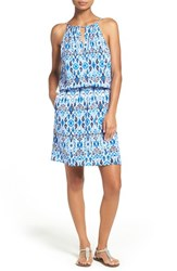 Tommy Bahama Women's Ikat Print Cover Up