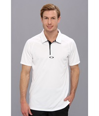 Oakley Elemental 2.0 Polo White Men's Short Sleeve Pullover