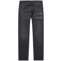 Nudie Jeans Grim Tim Jean Black