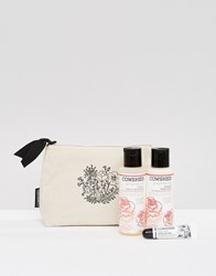 Cowshed Gorgeous Cow Blissful Essentials Gift Set Gorgeous Cow Clear