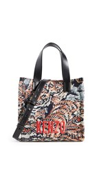 Kenzo Jungle Tote Bag Multi