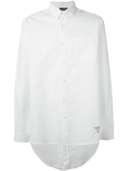 Ejxiii Zipped Back Shirt