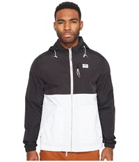 Penfield Barnes Two Tone Jacket Black Men's Coat