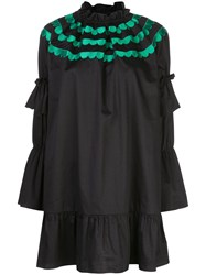 Cynthia Rowley Eden Scalloped Embroidered Dress 60