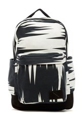 Saturdays Surf Nyc Greg Backpack White