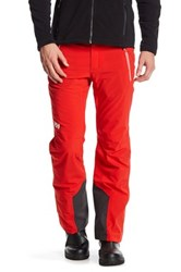 Helly Hansen Force Insulated Waterproof Pant Red