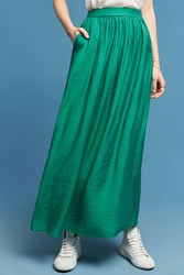 Anthropologie Kelly Maxi Skirt