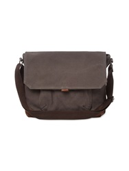 White Stuff Speedy Canvas Despatch Bag Grey