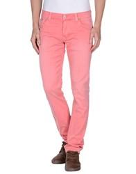 Dondup Trousers Casual Trousers Men Pink