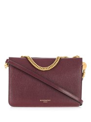 Givenchy Cross 3 Tote Bag Red