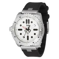 Vestal Restrictor Diver 43 Watch White
