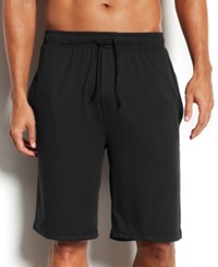 32 Degrees By Weatherproof Pajama Shorts Black