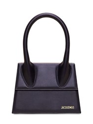 Jacquemus Le Grand Chiquito Leather Bag Black