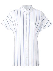 Iro Short Sleeve Shirt White
