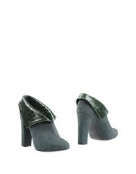 Lerre Shoe Boots Green