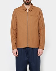 Native Youth Hemmick Jacket Brown