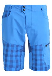 Vaude Craggy Iii 2In1 Sports Shorts Hydro Blue