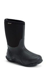 Bogs 'Classic' Mid High Waterproof Snow Boot Women Black