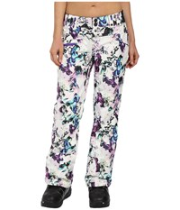Obermeyer Malta Pants Trance Print Women's Casual Pants Multi