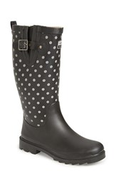 Chooka Women's 'Flash Dot' Rain Boot