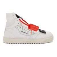 Off White Low 3.0 Court High Top Sneakers
