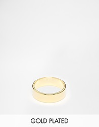 Asos Gold Plated Ring