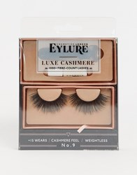 Eylure Luxe Lashes Cashmere No.9 Black