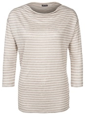 Marc O'polo Long Sleeved Top Beige