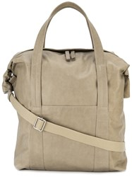 Maison Martin Margiela Sailor Tote Bag Grey