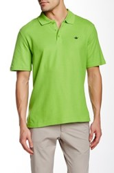English Laundry Pique Polo Green