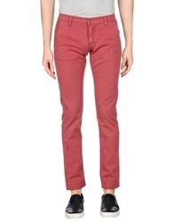 Imperial Star Casual Pants Red