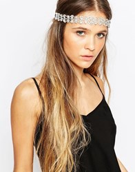 Johnny Loves Rosie Elisha Jewel Headband Black