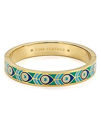 Kate Spade New York Fine Feather Bangle Multi
