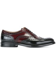 Church's 'Catherine' Oxford Shoes Black