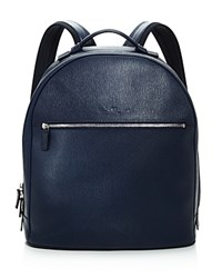 Salvatore Ferragamo Revival Backpack Ultra Mari