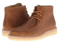Clarks Beckery Hike Bronze Brown Leather Men's Shoes