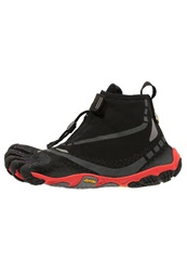 Vibram Fivefingers Bikila Evo Wp Trainers Black Grey Red
