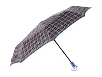 Vera Bradley Umbrella Alpine Plaid Umbrella Navy