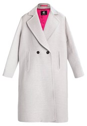 Paul Smith Ps By Classic Coat Light Grey