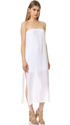 Young Fabulous And Broke Egypt Dress White