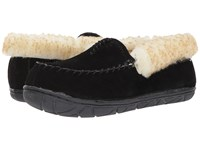 Old Friend Zoey Black Slippers