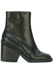 Robert Clergerie Ankle Boots Black