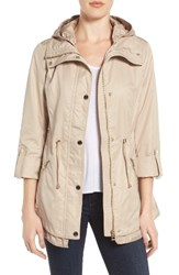 Guess Women's City Roll Sleeve Anorak