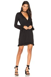 De Lacy Jade Dress Black