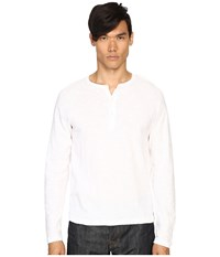 Todd Snyder Weathered Henley White