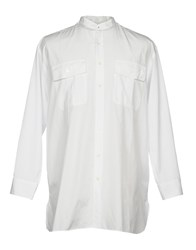 High Shirts White